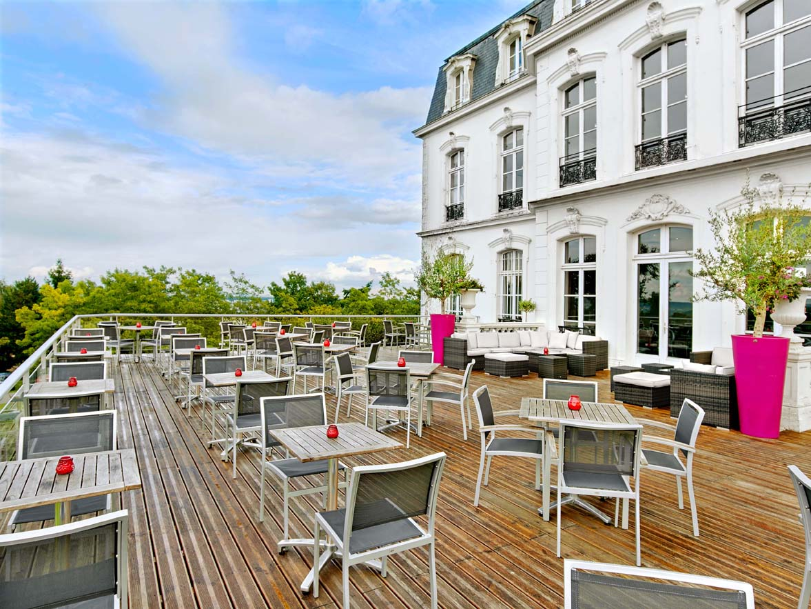Terrasse panoramique
